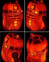 geeky pumpkin carving ideas awesome geek jack o lanterns virtually living
