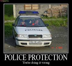 You Re Doing It Wrong Meme - police protection you re doing it wrong myspace friendster and