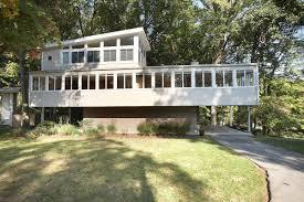 Mid Century House Concrete Jungle Dc Mid Century Modern