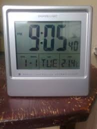 i have a radio controlled thermo clock that i have changed