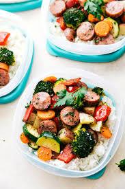 one pan healthy italian sausage u0026 veggies chelsea u0027s messy apron