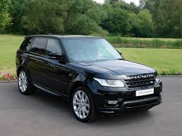 range rover sport black current inventory tom hartley