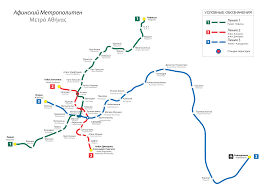 Athens Metro Map by File Athens Metro 2010 Svg Wikimedia Commons