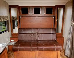 Sofa Murphy Beds by Holy Crap We Bought An Rv Camper Tour Brownie Bites Blog
