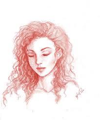 drawing beautiful girls face drawing of sketch
