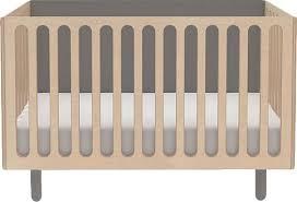 Mattress Crib Fawn 2 In 1 Convertible Crib With Mattress Reviews Allmodern