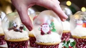 snow globe l post food network sued over snow globe cupcakes how to video hollywood