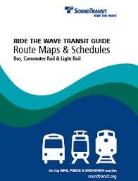 Seattle Light Rail Hours Schedules Sound Transit