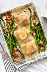 Main Dish Vegetables - broiled miso cod with vegetables foodiecrush com