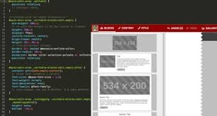 the first open source email template builder a choice for better