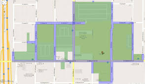 Oregon Campus Map by Clery Maps Public Safety At Pcc
