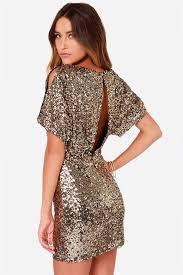 sequin dresses gold sequin dress sleeve dress gold dress 95 00