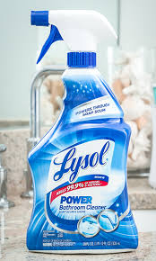 How To Remove Soap Scum From Bathtub Lysol Power Bathroom Cleaner Remove Soap Scum Lysol