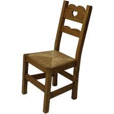 assise de chaise en paille chaise coeur assise paille