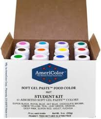 food coloring 183345 americolor soft gel paste food color 13 5