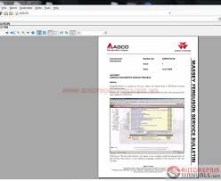 agco massey ferguson nord america workshop manual 06 2017 full