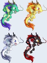 3 chibi dragons by shivita on deviantart absolutely draconine