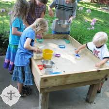 Sand Table Ideas Creative Ideas Diy Sand Table Awesome Design 25 Unique On