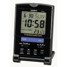 kentucky travel alarm clocks images Travel alarm clock thermometer electronics png