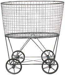 french laundry home decor laundry room vintage laundry baskets design vintage rolling wire