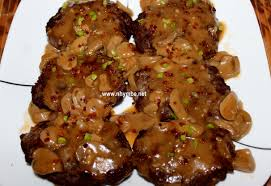 burger patties with mushroom gravy filipino style nhymbe net
