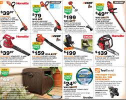 home depot black friday spring 2017 honda home depot ad deals 5 2 5 8