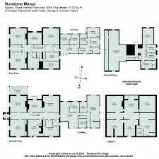 10 bedroom detached house for sale in mid devon crediton devon