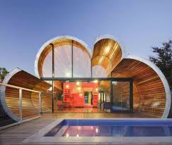 architecture homes cloud house elevates organic architecture to new heights urbanist