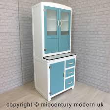 original vintage retro kitchen cabinet cupboard larder restored