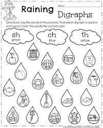 first grade worksheets for spring first grade worksheets first
