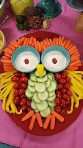 hibou légumes cooking baking thanksgiving lunches