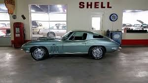 1966 chevrolet corvette sting clean 1966 mosport green corvette sting