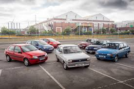 When Did The Ford Fiesta Come Out Ford Fiesta At 40 We Celebrate The Uk U0027s Best Selling Car Auto