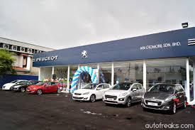 peugeot car dealership peugeot kajang 4s centre officially launched lowyat net cars