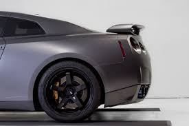 dark gray nissan black lights on satin dark gray nissan gtr flyryde