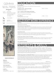 fashion resume templates creative fashion design resume template free resume template design