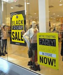black friday sale signs retailers in huntsville and across the state counting on strong