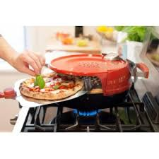 table top stove and oven amazon com pizzacraft pc0601 pizzeria pronto stovetop pizza oven