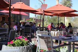 Desert Botanical Garden Restaurant Best Patio Dining In For And Fall