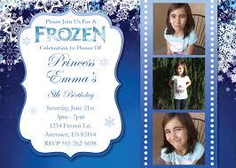Frozen Invitation Cards Frozen Invitation Wording Iidaemilia Com