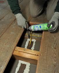 air sealing an attic greenbuildingadvisor com