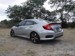honda cars philippines test drive 2016 honda civic rs turbo the reigning champion