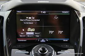 Ford Escape Inside - review 2013 ford escape titanium take two video the truth