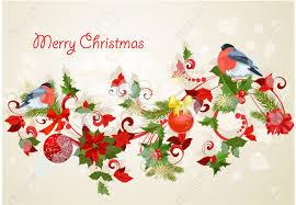 design a christmas greeting card royalty free cliparts vectors