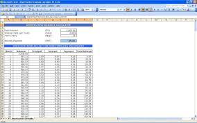 Excel Mortgage Calculator Template Mortgage Calculator Spreadsheet Haisume
