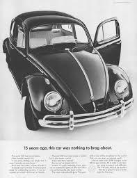 vintage volkswagen bug volkswagen beetle advertisement gallery