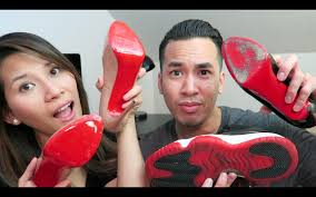 how to protect red bottom sole christian louboutin for cheap youtube
