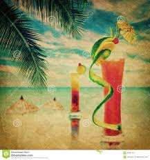 cocktail summer party design menu background stock photos images