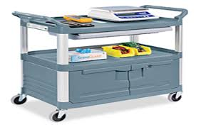 rubbermaid service cart with cabinet cabinet cart kitchen carts on wheels kitchen utility carts and