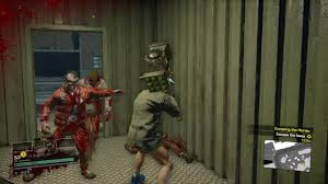 dead rising 4 escaping the horde north peak emergency shelter